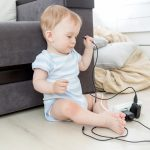 Baby-Proofing Electrical Outlets & Cords: A How-To Guide for Parents