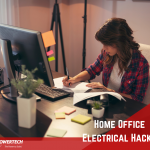 8 Home Office Electrical Hacks